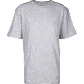 Carhartt Maddock T-shirt Heren, heather grey